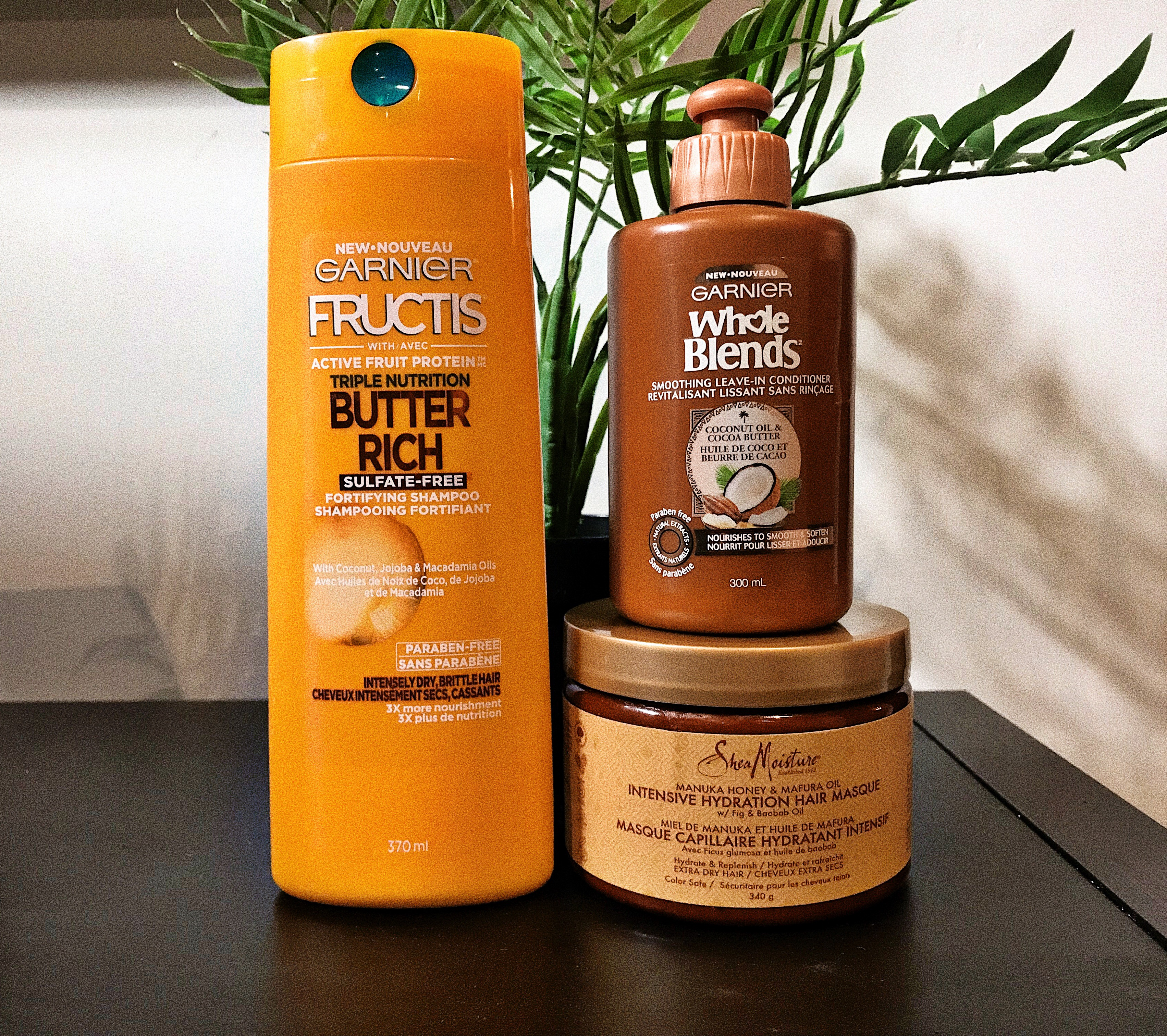 Three Essential Products for Natural Hair