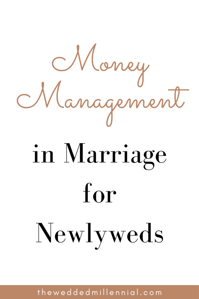 Money Management for Newlyweds