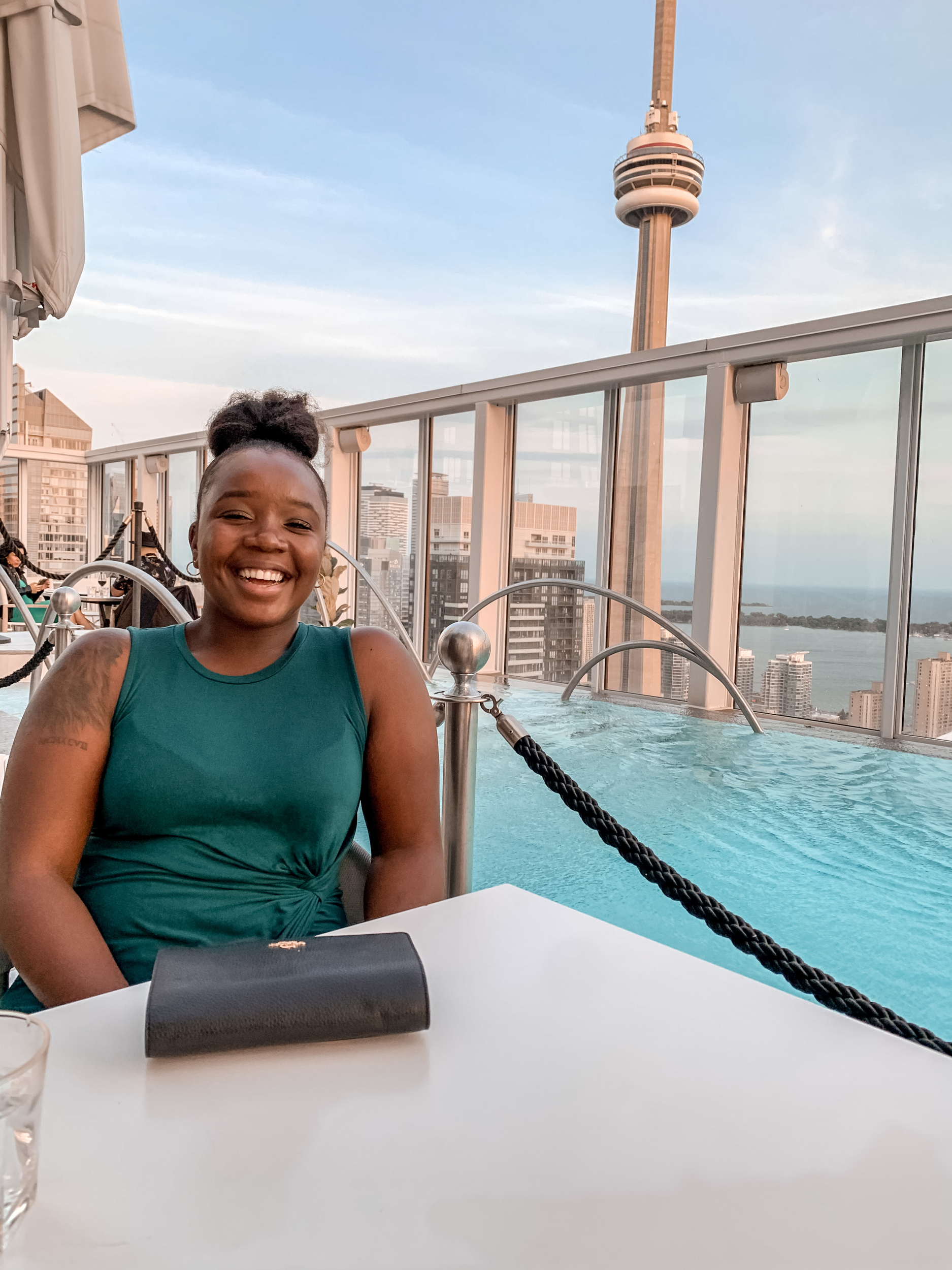 Restaurants in Toronto with a view